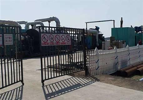 青海油泥处理众迈环保油泥处理设备