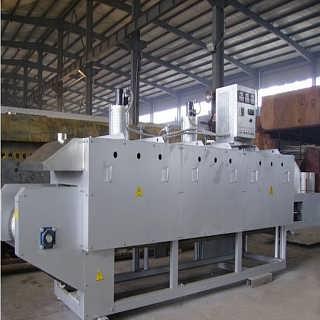 网带回火炉 高品质网带炉生产厂家 网带炉生产线-宜兴市经纬电炉有限公司
