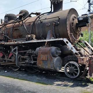 ms196明仕亚洲官网手机版全国收购退役蒸汽火车-上游火车回收