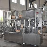 全自动屋顶盒灌装机食品灌装设备北亚-沈阳北亚饮品机械有限公司