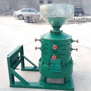 辽宁水稻碾米机直销 质量保证杂粮去皮机 去皮机工作视频