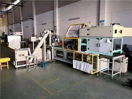 东莞螺丝包装机厂家叙述全自动包装机的发展-东莞市力优机械设备有限公司