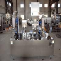 屋顶包手动屋顶盒灌装机-沈阳北亚饮品机械有限公司