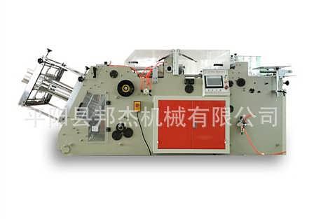 厂家直销全自动打包盒成型机牛皮纸外卖打包盒成型机-平阳县邦杰机械有限公司.