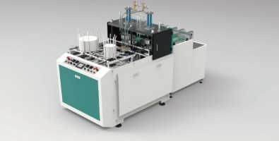 全自动纸成型机械 BJ-SPJ500Y中速自动纸碟纸盘机定制 纸成型机械-平阳县邦杰机械有限公司.