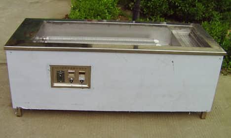 山东济宁奥超生产超声波网纹辊清洗机