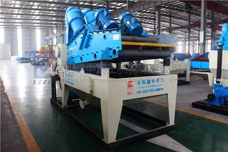 细沙回收机常见故障及维护方法 细沙回收机工艺流程