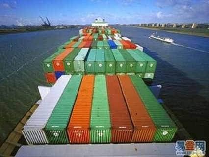 上海到佛山大沥海运集装箱几天