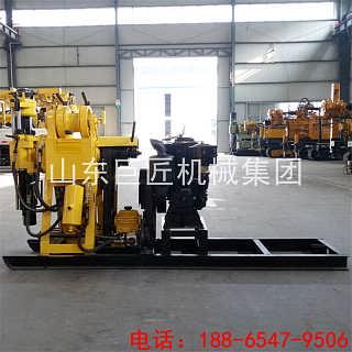 HZ-130Y液压勘探取样钻机大口径大深度工程设备