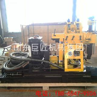 XYX-200轮式液压水井钻机可行走方整机搬迁方便