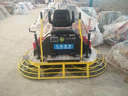 热销全自动手扶混凝土抹平机价格 多功能驾驶型路面座驾打磨机