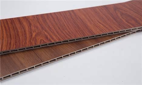 竹木纤维集成墙板娱乐场所集成背景墙-临沂辰林生态木业有限公司