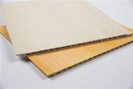 竹纤维墙面板集成建筑安装便利