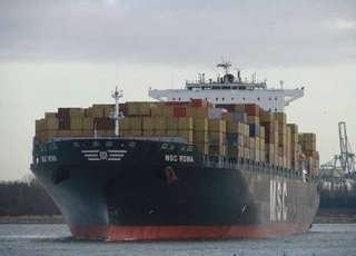 宁波到海口海运往返运输集装箱-赤峰安成货运代理有限公司