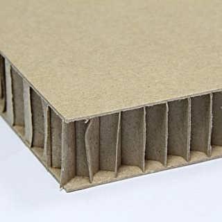 蜂窝纸板 _定制尺寸蜂窝纸垫板_纸棺用蜂窝纸板-青岛海盈新型材料有限公司
