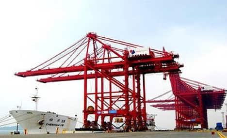 黑河到上海海运专线运输集装箱