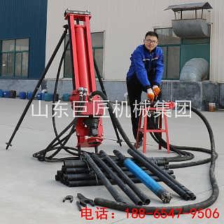 巨匠集团100型风动潜孔钻机小型凿岩设备