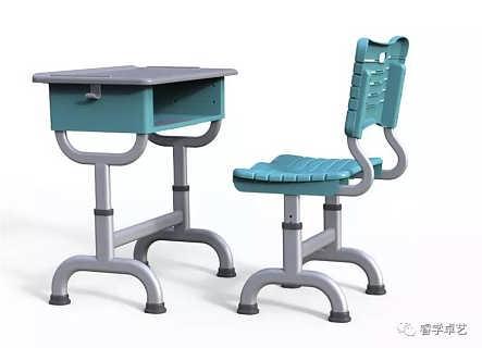睿学卓艺学生课桌椅批发 塑料可升降课桌椅-新乡市仲达塑胶电子有限公司
