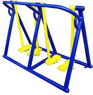 泗水篮球架、泗水广场健身器材、泗水塑胶场地-济宁市任城区康乐体育器材商行