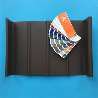 65-400铝镁锰直立锁边金属屋面板-杭州阿惠顿建筑材料有限公司