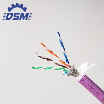 东莞台达伺服配线厂家供应 标柔伺服小功率动力线-东莞市迪斯迈传导技术有限公司