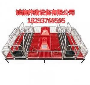 河北母猪产子栏双体母猪产床高端养猪设备