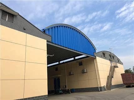 嘉兴公共建筑拱形屋顶质量保证-江苏杰达钢结构工程有限公司