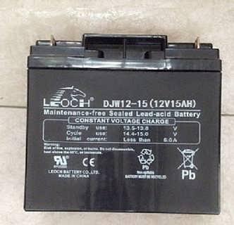理士蓄电池DJW12-15价格是多少