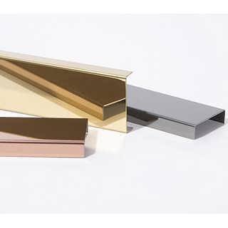 不锈钢扣条 不锈钢压条 供应商-佛山市金一帆金属制品有限公司
