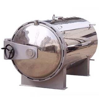 双开门杀菌锅-济南迅捷食用油灌装机机械设备有限公司