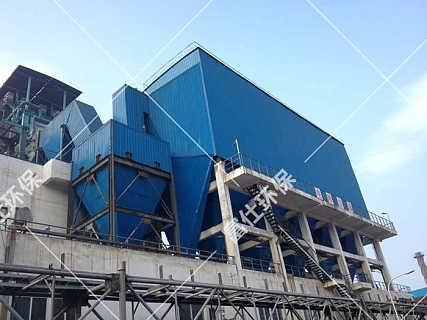 大型行喷脉冲袋式除尘器-江苏火焰山干燥技术有限公司