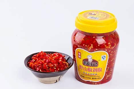 精制剁辣椒1150克-长沙一勺香食品有限公司