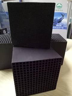 泸州市卖脱硫活性炭吸附箱专用活性炭煤质颗粒活性炭100mm蜂窝活性炭厂家经销