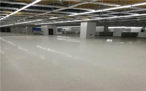 东莞高埗医院pvc地板翻新