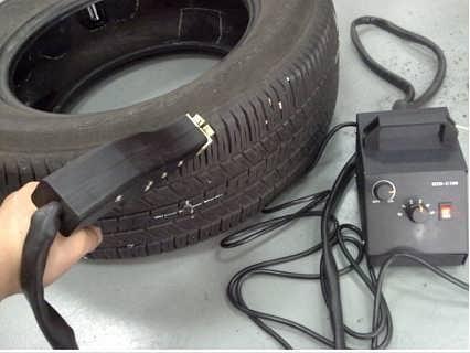 轮胎雕花机刻花机橡胶开槽机雕花机花纹刀片-深圳毅德勤科技有限公司