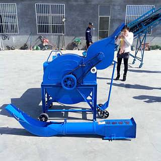 电动多功能揉搓机 牧草秸秆铡草机-曲阜市鲁宏机械设备有限公司