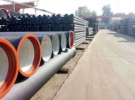 球墨铸铁给水管  铸铁排水管-泊头市新兴管业有限公司