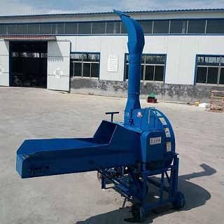 小型铡草机 鲜草打浆专用铡草机-曲阜市鲁宏机械设备有限公司