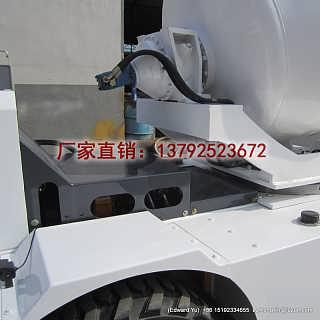 鲁樽混凝土小型搅拌机拖泵-莱州市鲁樽机械有限公司自动上料搅拌车