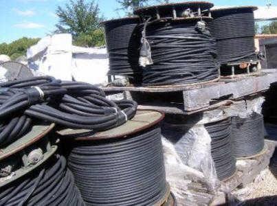 求购通州电缆回收 价高同行 北京电缆回收公司
