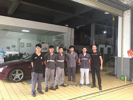 东莞凤岗汽车维修,东莞德捷专业修车,15年行业经验