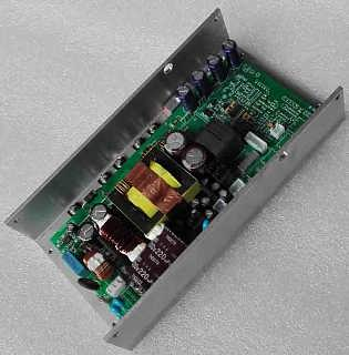 D类数字功放板模块LLC谐振开关电源一体单通道8欧1400W
