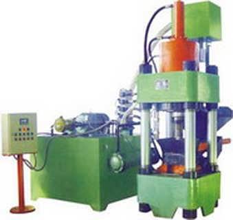 Y83系列金属颗粒屑饼机-江阴市亿迈圣液压机械有限公司