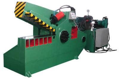 供应Q43系列废钢钢板钢管钢材剪切机-江阴市亿迈圣液压机械有限公司