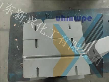 �送�C械UPE刮板 upe聚乙出�[期烯耐磨板