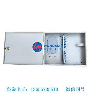24芯FTTH光纤分线箱实物图_图文