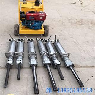 厦门液压劈裂机 混凝土分裂机价格-山西晋华光矿山设备有限公司部门