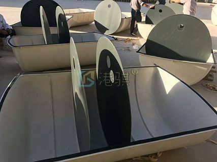 玻璃钢家用化粪池1立方施工方案(图片价格品牌厂家)-港骐