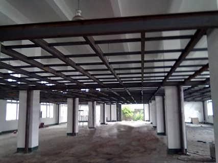 北京钢结构阁楼搭建/陶粒阁楼制作/室内二层阁楼安装-北京跃凯工程服务