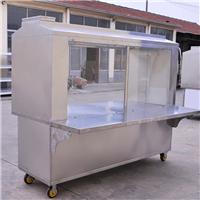 厂家直销 可定制 无烟环保烧烤车
